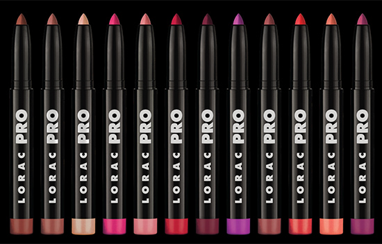 LORAC Fall 2014 Launches
