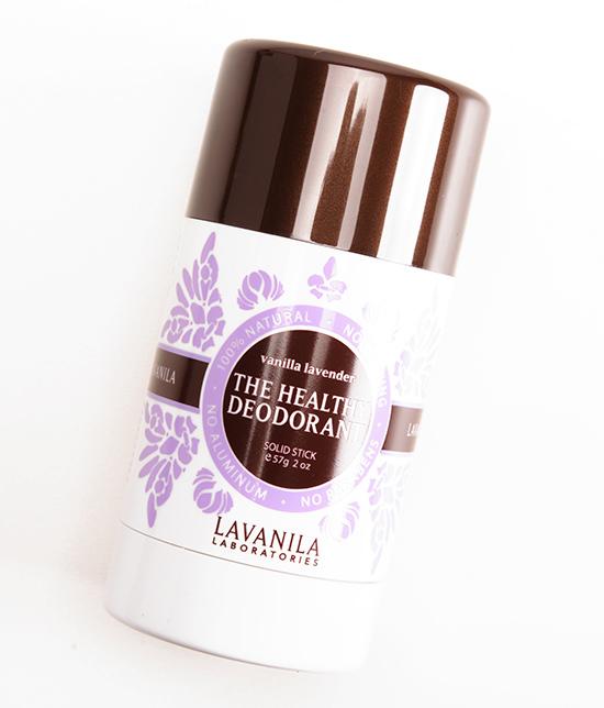 Lavanila Vanilla Lavender The Healthy Deodorant