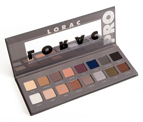 Résultats de recherche d'images pour « lorac pro palette 2 »