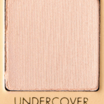 LORAC Undercover Eyeshadow