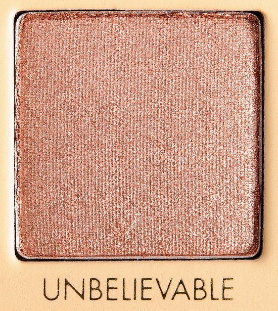 LORAC Unbelievable Eyeshadow
