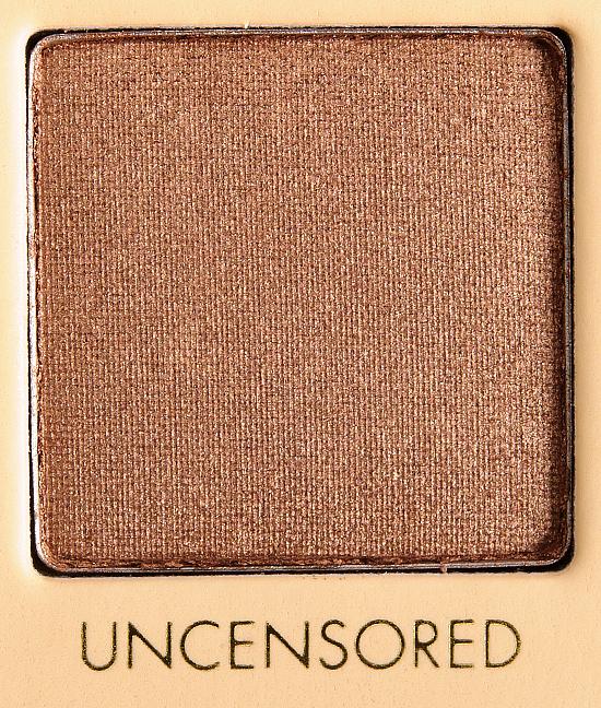 LORAC Uncensored Eyeshadow