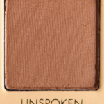 LORAC Unspoken Eyeshadow