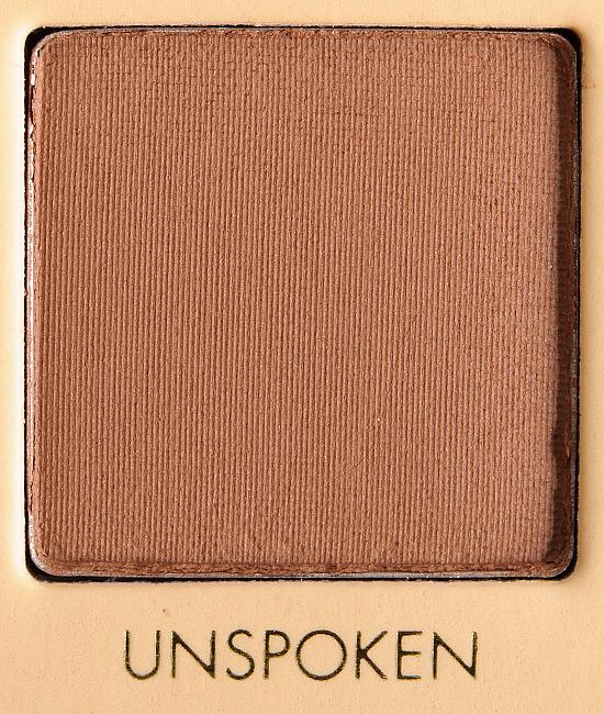 LORAC Unspoken Eyeshadow