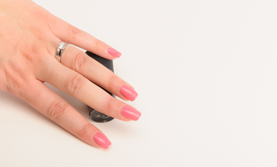 MAC Shadow over Instant Crush Nail Lacquer
