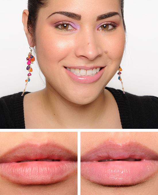 MAC Bubble Gum Sheen Supreme Lipglass Tint