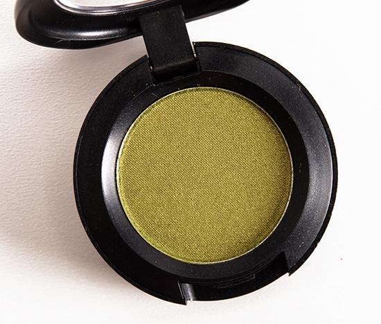 MAC Lucky Green Eyeshadow
