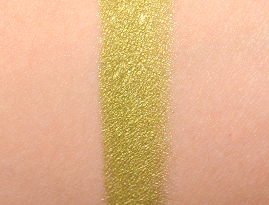 MAC Lucky Green Eyeshadow