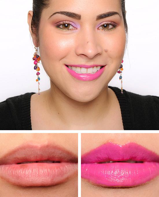 MAC Lust Extract Sheen Supreme Lipstick