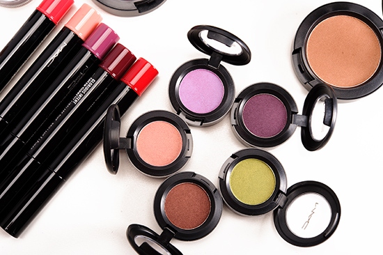 MAC Moody Bloom Eyeshadows