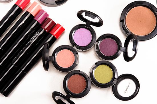 MAC Moody Bloom Eyeshadows