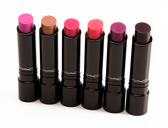 MAC Moody Blooms Sheen Supreme Lipsticks