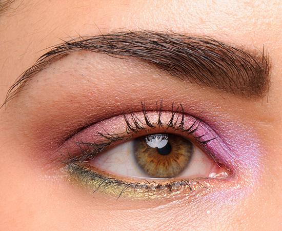 MAC Moody Blooms Makeup Look