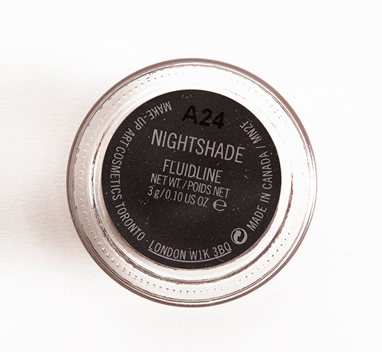 MAC Nightshade Fluidline