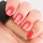 MAC Pink Pearl Studio Nail Lacquer Top Coat