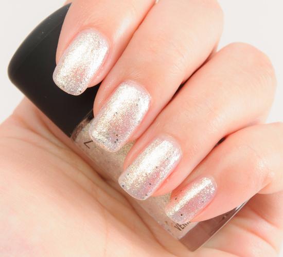 MAC Silver Dew Nail Lacquer