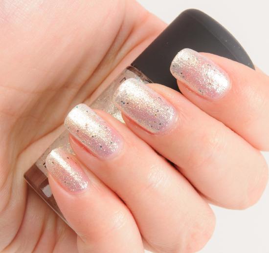 MAC Silver Dew Studio Nail Lacquer