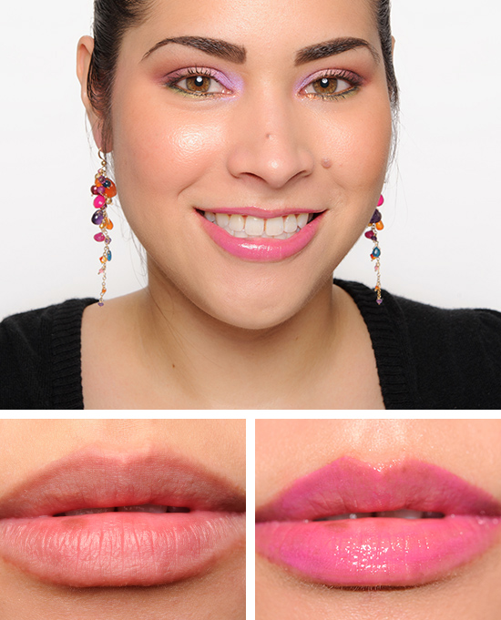 MAC Simply Wow Sheen Supreme Lipglass Tint