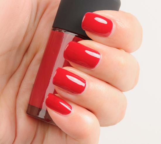 MAC Sour Cherry Nail Lacquer