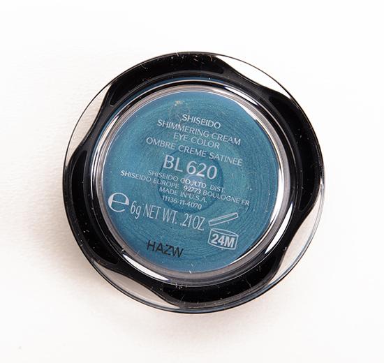 Shiseido Esmaralda (BL 620) Shimmering Cream Eye Color