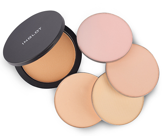 Inglot HD Pressed Powders for June 2014