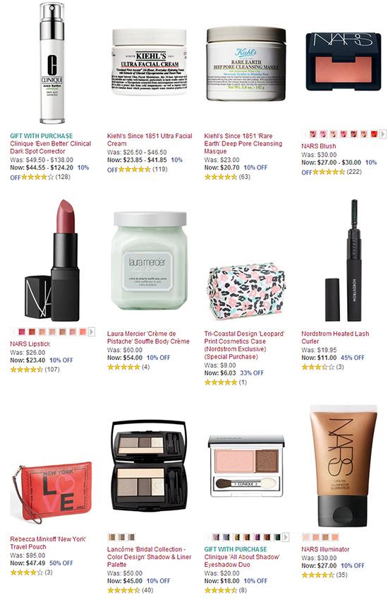 lancome sales