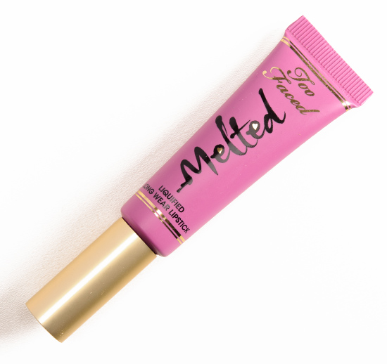 Too Faced Melted Fig Melted Liquified Long Wear Lipstick
