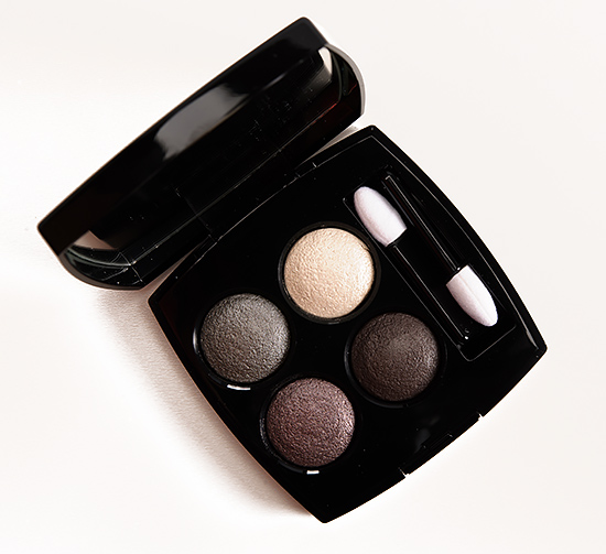 Chanel Tisse Gabrielle (208) Les 4 Ombres Eyeshadow Quad