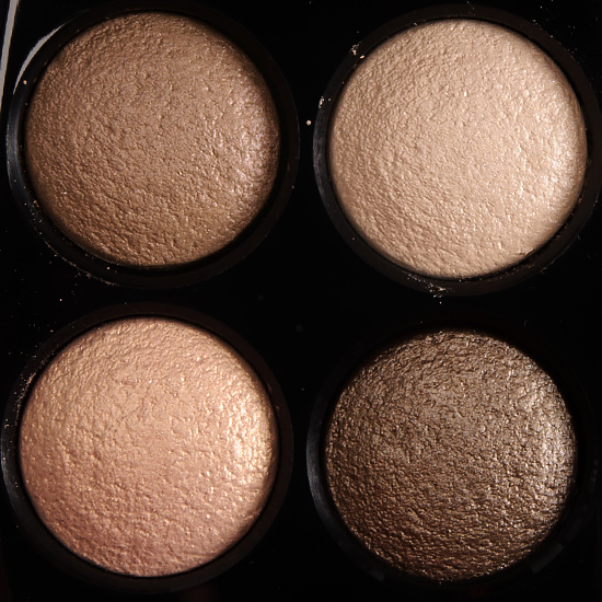 Chanel Tisse Mademoiselle (214) Les 4 Ombres Eyeshadow Quad