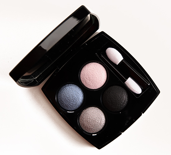 Chanel Tisse Riviera (224) Les 4 Ombres Multi-Effect Quadra Eyeshadow