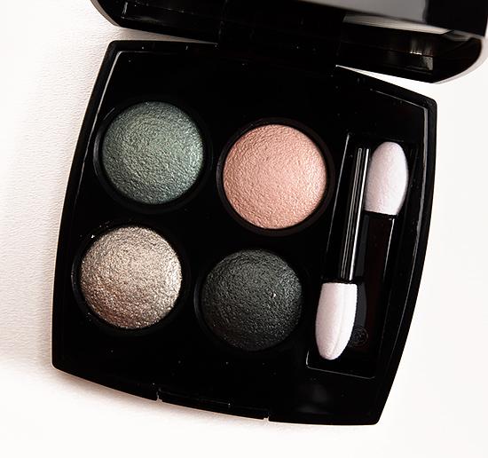 Chanel Tisse Venitien (232) Les 4 Ombres Eyeshadow Quad