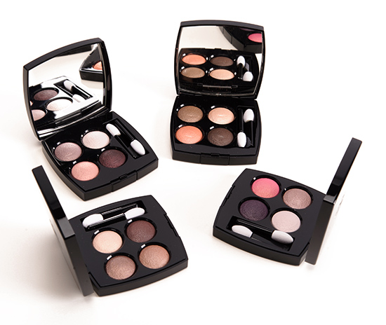 Chanel Les 4 Ombres Eyeshadow Quads
