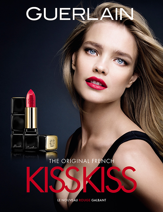 Guerlain KissKiss Lipstick for Fall 2014