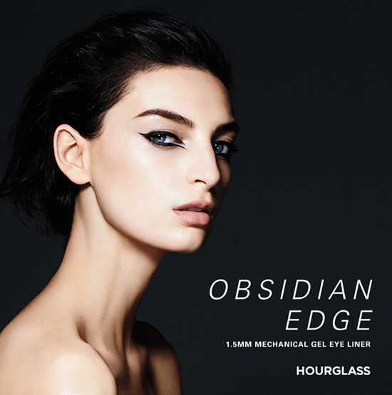 Hourglass Obsidian Edge 1.5mm Mechanical Gel Eye Liner