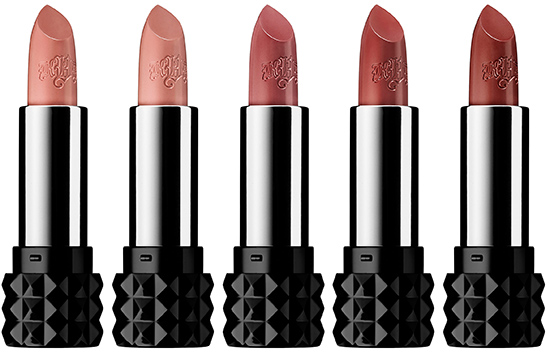 Kat Von D Studded Kiss Lipstick for Fall 2014