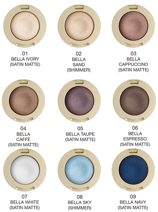 74f9dfeb9390f Milani Bella Eyes Gel Powder Eyeshadow for July 2014