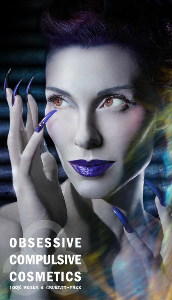 Obsessive Compulsive Cosmetics Unknown Pleasures Collection for Fall 2014
