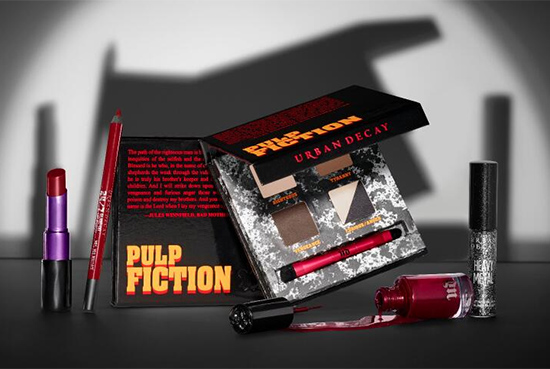 Urban Decay x Pulp Fiction Collection for Fall 2014