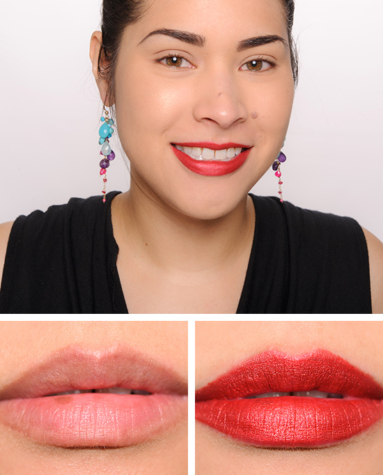 Kat Von D Adora Studded Kiss Lipstick Review, Photos, Swatches Giorgio Armani Makeup