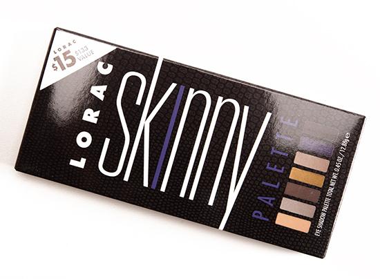 LORAC Navy Skinny Palette