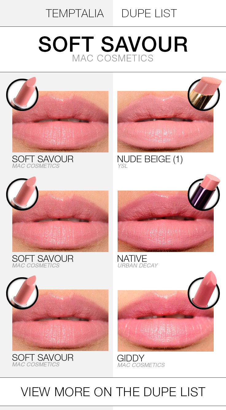 mac-soft-savour-dupe-list