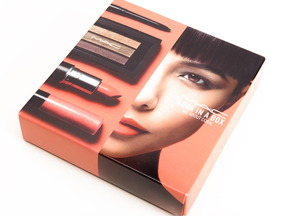 MAC All About Coral Look in a Box