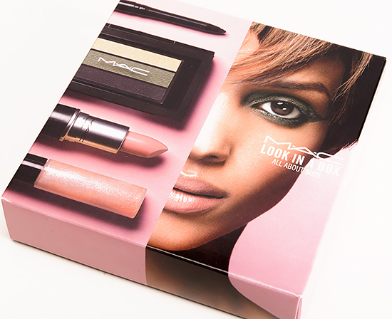 MAC All About Nude Look in a Box