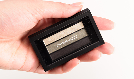 MAC Cool Companions Veluxe Pearlfusion Eyeshadow Trio