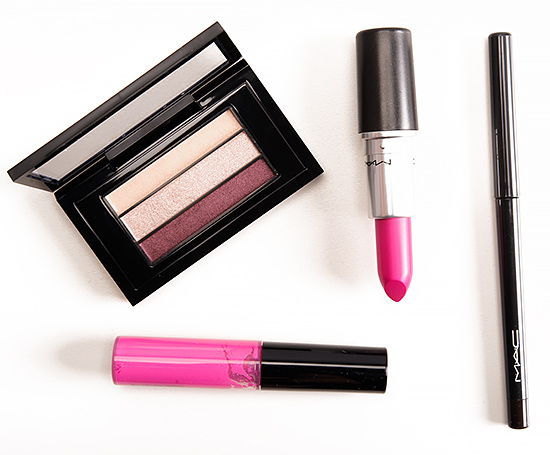 MAC All About Pink Look in a Box 2014