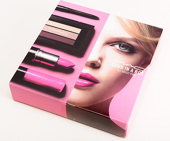 MAC All About Pink Look in a Box