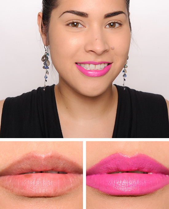 MAC Boutique Pink Mineralize Rich Lipstick
