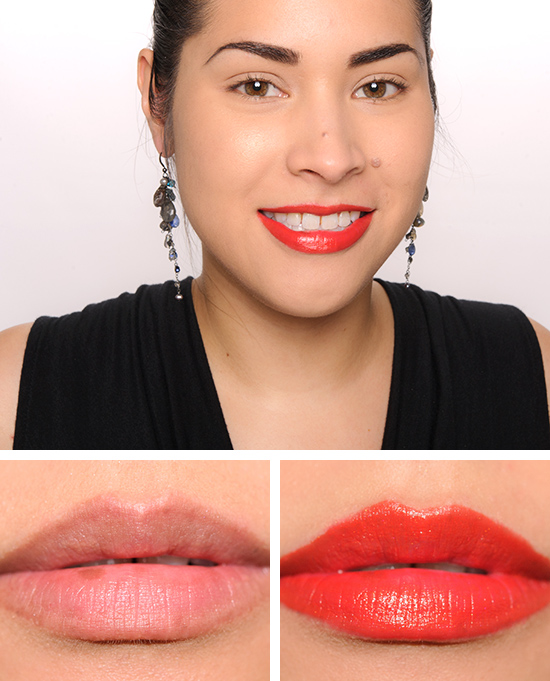 MAC Fashion Trip Mineralize Rich Lipstick