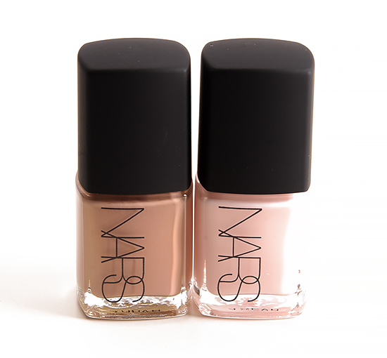 NARS Zakynthos, Ithaque Nail Polishes