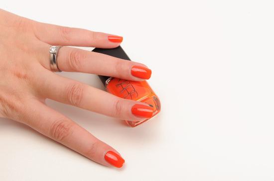 NARS Blow-up Nail Polish